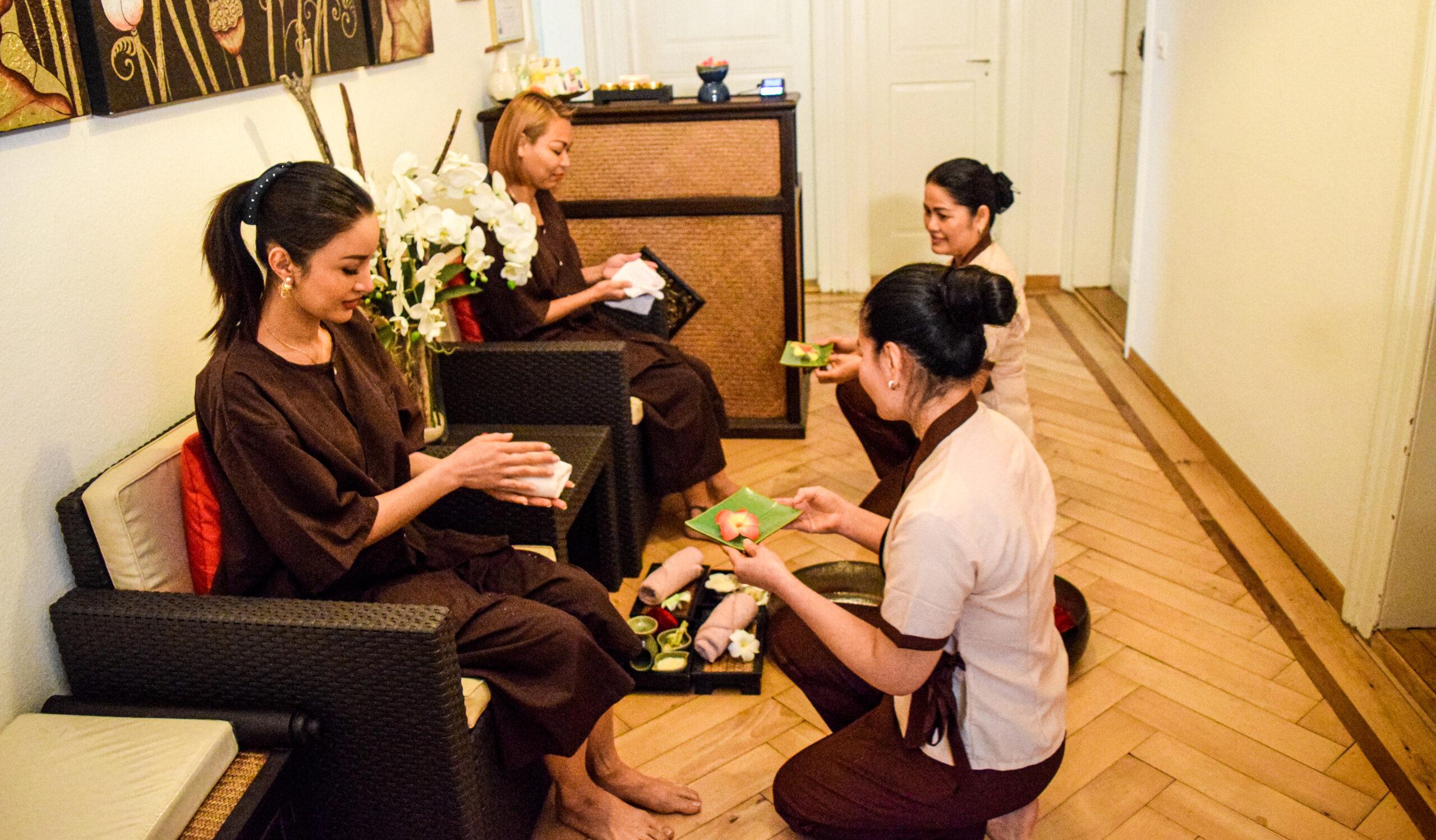 Startseite, Ruan Thai Wellness